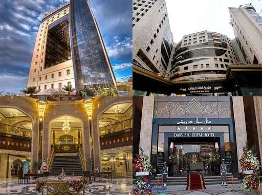 تور اصفهان مشهد هتل درویشی
