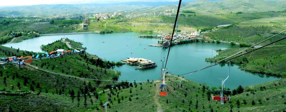 بهترین مراکز سیاحتی مشهد